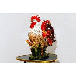 CERAMIC Sculpture Art. 1002 CHICKEN - Italy 1960