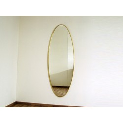 Wall Mirror - Art. 1825 - Brass Edge