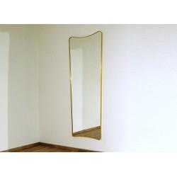Wall Mirror - Art. 1827 - Brass Edge