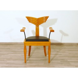 Chair Model OLIMPIA Design Massimo Scolari - Prod. GIORGETTI
