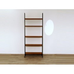 TEAK Sweden Bookcase - Art. 1315 - Made in Sweden 1950