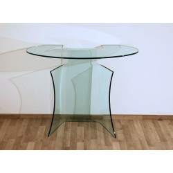 Curved Glass Console FIAM Italia - Art. 1212