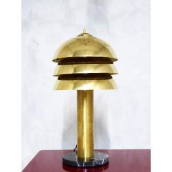 Lampada da tavolo in ottone - Art. 1942