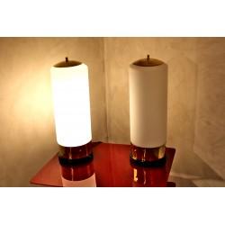 Coppia lampade da tavolo - Art. 1968