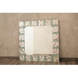 Specchio con vetri martellati - Art. 1974