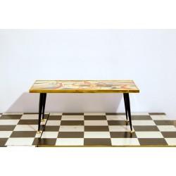 Tavolino Art. 1033 - Struttura in Legno - Made in Italy 1950