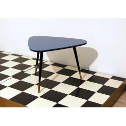 Tavolino Art. 1048 - Piano in Vetro - Struttura in Legno