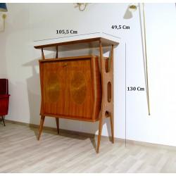 Credenza in TEAK 2 Ante - Art. 1271 - Made in Italy 1959