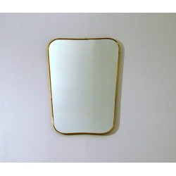 Wall Mirror - Art. 1471 - Brass Edge