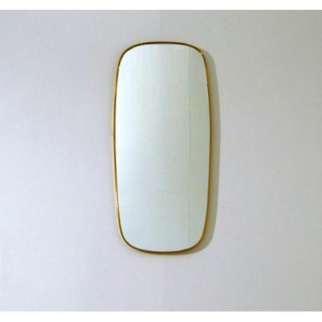 Original Wall Mirror - Art. 1496 - Brass Edge
