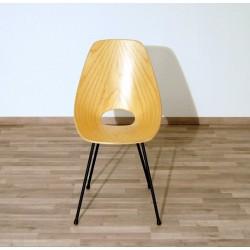 Sedia in Faggio Curvato, Art. 1170 - Struttura in Metallo